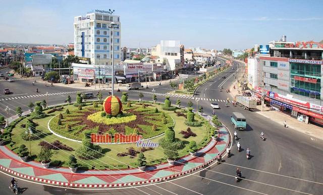 Điều chỉnh quy hoạch sử dụng đất tỉnh Bình Phước - Ảnh 1.