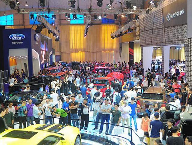 Mỗi ngày thị trường Việt Nam tiêu thụ 723 chiếc xe ô tô - Ảnh 1.
