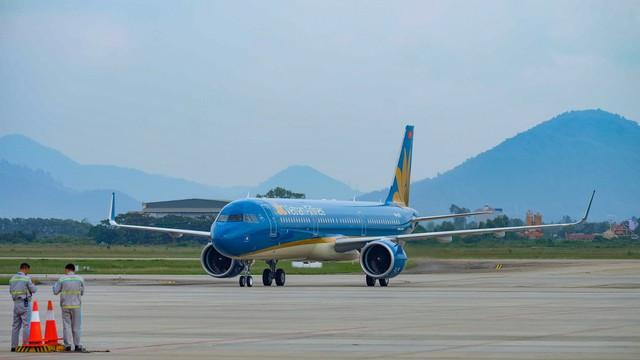 Vietnam Airlines mở đường bay TP. Hồ Chí Minh - Vân Đồn - Ảnh 1.