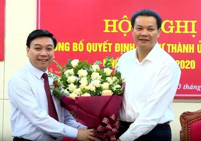 Nhân sự mới các tỉnh Bến Tre, Tuyên Quang, Bắc Ninh, Vĩnh Phúc - Ảnh 3.