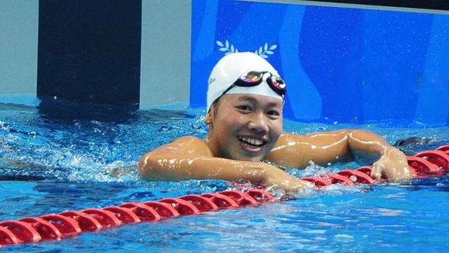 Thêm nhiều kỷ lục được xác lập tại Đại hội Thể dục toàn quốc lần thứ VIII - Ảnh 1.
