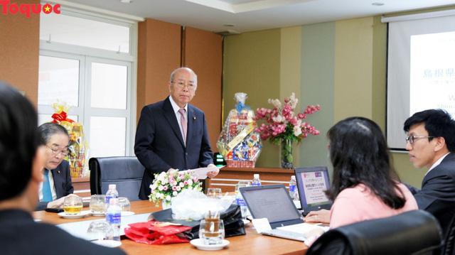 Thành phố của Nhật hợp tác tạo việc làm cho sinh viên ĐH Đông Á - Ảnh 2.