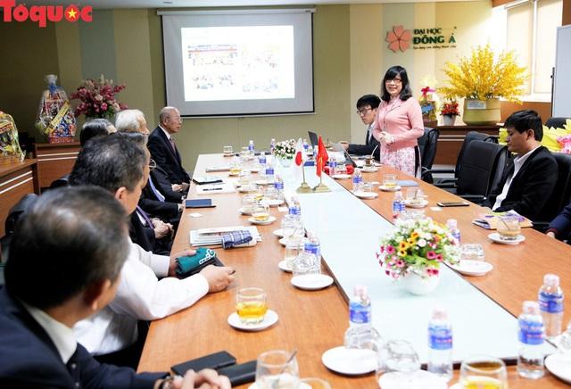 Thành phố của Nhật hợp tác tạo việc làm cho sinh viên ĐH Đông Á - Ảnh 1.