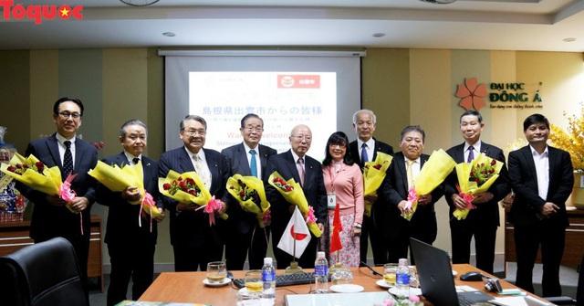 Thành phố của Nhật hợp tác tạo việc làm cho sinh viên ĐH Đông Á - Ảnh 3.