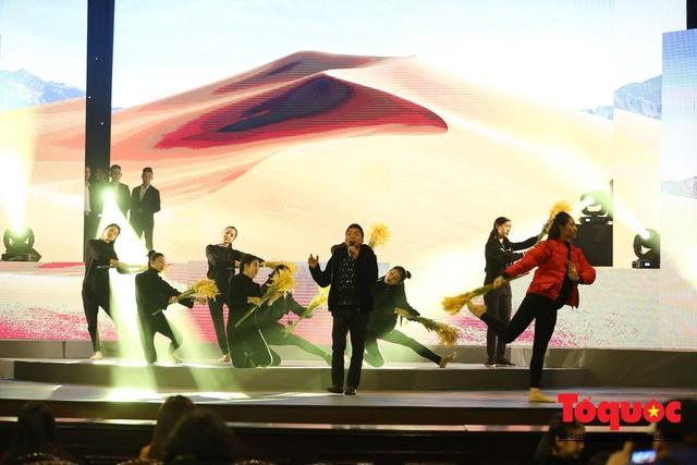 Nghệ sĩ háo hức tập luyện cho Vang mãi giai điệu Tổ Quốc 2019 - Ảnh 2.
