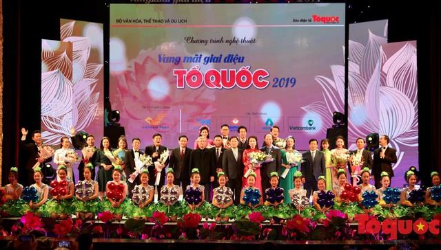 Vang mãi giai điệu Tổ Quốc 2019- Ngợi ca Chủ tịch Hồ Chí Minh  - Ảnh 14.