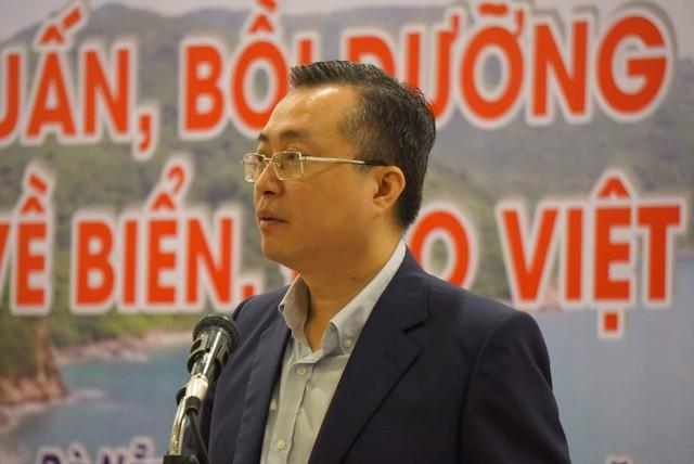 Ông Bùi Trường Giang, Phó Trưởng ban Tuyên giáo Trung ương.