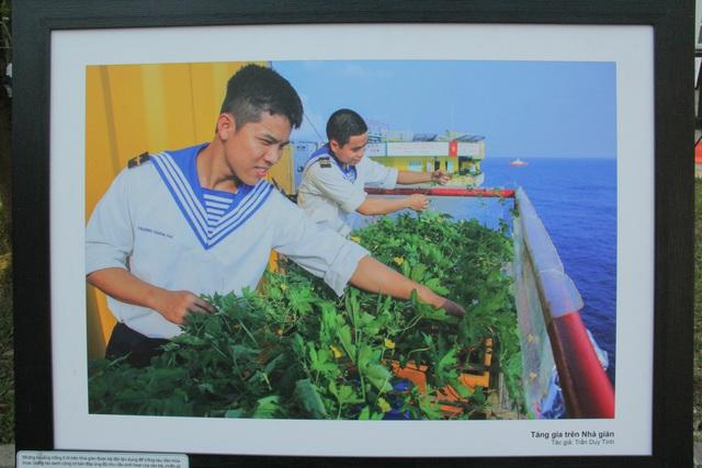 """Triển lãm ảnh """"Nơi đầu sóng"""" tại Đại học Văn hóa Hà Nội - Ảnh 14."""