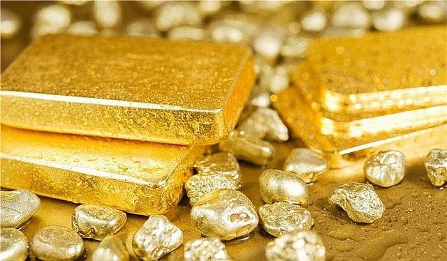 Giá vàng ngày 13/11: Đồng USD tăng giá khiến vàng liên tiếp giảm - Ảnh 1.