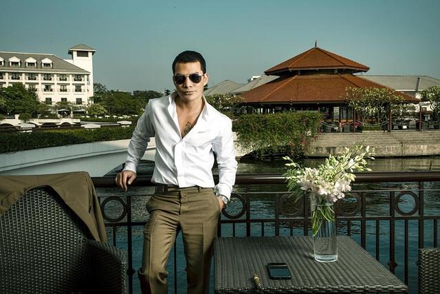 """Trần Bảo Sơn tiết lộ tiêu chí lựa chọn """"người tình"""" sánh đôi trong """"Con đường vô tận"""" - Ảnh 1."""