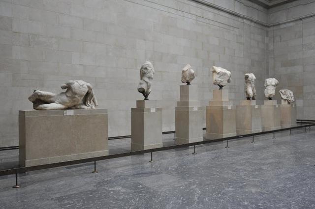 Tại sao Trung Quốc bất ngờ đề nghị bắt tay Hy Lạp trong cuộc chiến tranh giành bộ sưu tập tượng Parthenon với Anh? - Ảnh 1.
