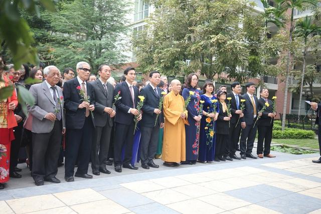 Trường Đại học Văn hóa Hà Nội long trọng kỷ niệm Ngày Nhà giáo Việt Nam  - Ảnh 1.