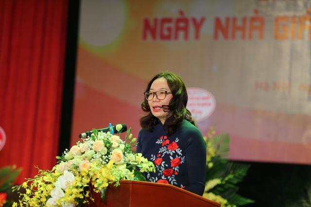 Trường Đại học Văn hóa Hà Nội long trọng kỷ niệm Ngày Nhà giáo Việt Nam  - Ảnh 2.