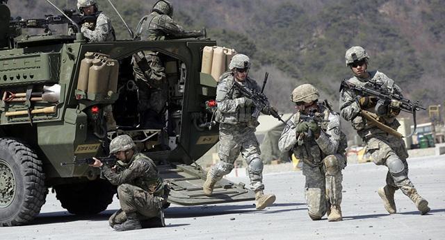 Tại sao Lầu Năm góc vội vàng phủ nhận thông tin rút quân khỏi Hàn Quốc? - Ảnh 1.