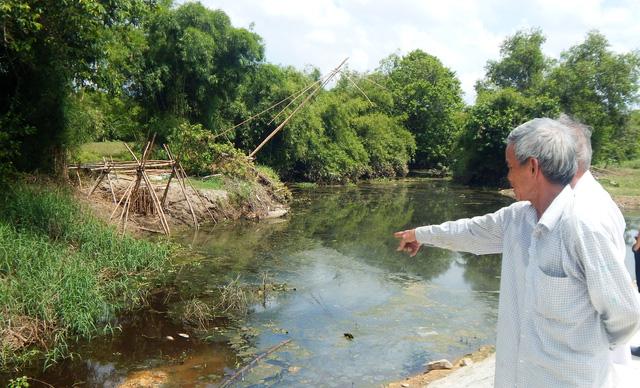 Vi phạm về môi trường, Nhà máy tinh bột sắn Thừa Thiên Huế bị xử phạt hơn 470 triệu đồng - Ảnh 2.