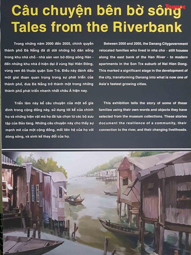"""Đà Nẵng: Triển lãm """"Câu chuyện bên bờ sông""""  - Ảnh 1."""