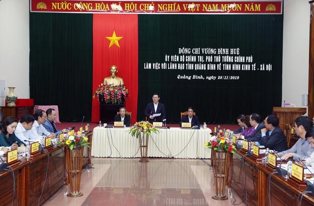 """Phó Thủ tướng: Quảng Bình cần """"học"""" Đà Nẵng tăng quản lý thu ngân sách - Ảnh 2."""