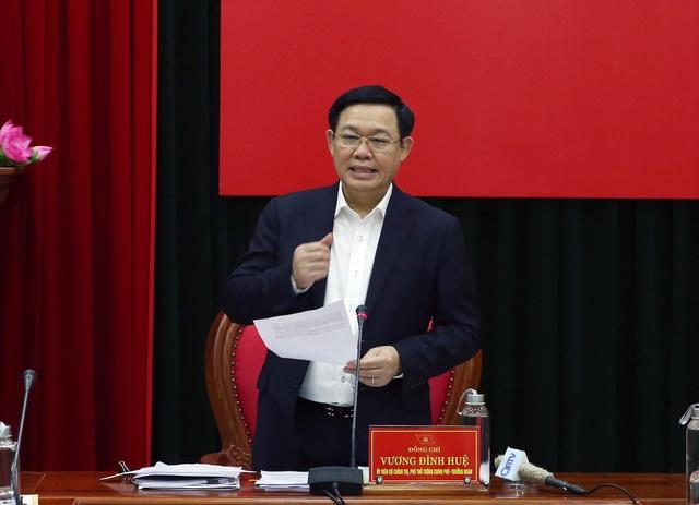 Đoàn kiểm tra 1152 làm việc với Ban Thường vụ tỉnh Quảng Trị - Ảnh 1.