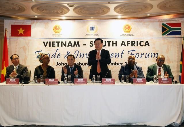 Nam Phi đã trở thành điểm đến quan trọng của nhiều doanh nghiệp Việt Nam - Ảnh 2.