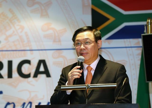 Nam Phi đã trở thành điểm đến quan trọng của nhiều doanh nghiệp Việt Nam - Ảnh 3.