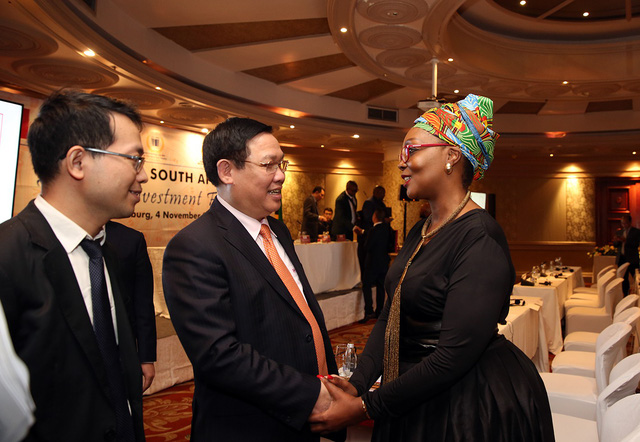 Nam Phi đã trở thành điểm đến quan trọng của nhiều doanh nghiệp Việt Nam - Ảnh 4.