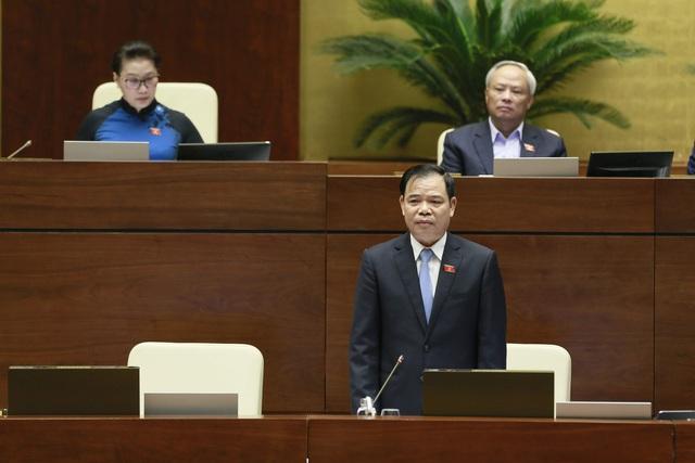 """Bộ trưởng Nguyễn Xuân Cường: """"109.000 con lợn cụ kỵ, ông bà được bảo vệ kỹ lưỡng để nhân giống, tái tạo đàn sau dịch tả lợn châu Phi"""" - Ảnh 1."""