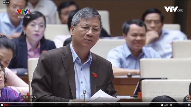 Đại biểu Nguyễn Anh Trí: Mong Bộ trưởng đừng thờ ơ với vấn đề xuất xứ hàng hóa - Ảnh 1.