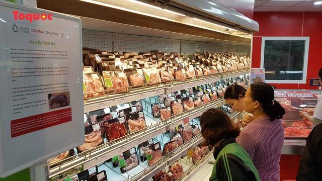 Đặc sản vùng cao vào siêu thị, người dân phấn khởi - Ảnh 4.