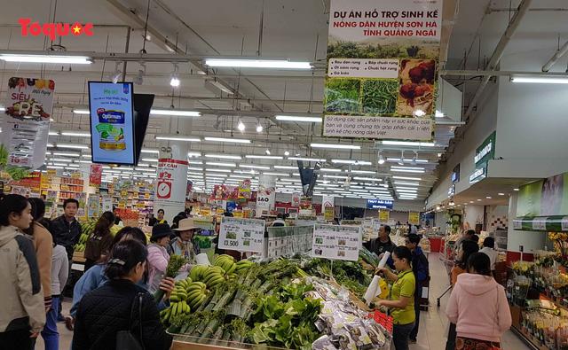 Đặc sản vùng cao vào siêu thị, người dân phấn khởi - Ảnh 6.