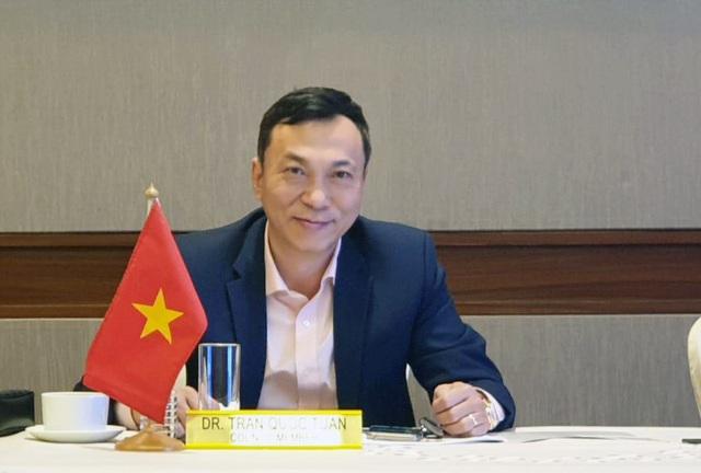 Phó chủ tịch VFF Trần Quốc Tuấn đảm nhiệm cương vị Trưởng điều hành VCK U23 châu Á 2020 - Ảnh 1.