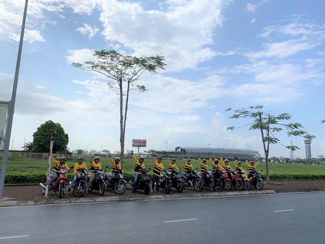 """Ứng dụng gọi xe """"be"""" kỷ niệm 1 năm ra mắt với vị thế số 2 tại Việt Nam - Ảnh 1."""