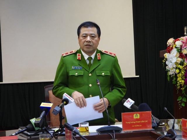 """Xuất hiện tình trạng đối tượng người Đài Loan, Trung Quốc... lập công ty """"bình phong"""" để vận chuyển trái phép ma tuý  - Ảnh 1."""