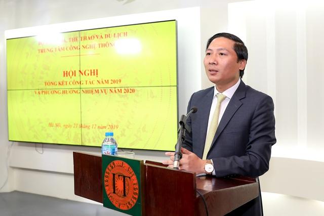 Thứ trưởng Lê Khánh Hải: Trung tâm Công nghệ thông tin đã có sự phát triển ổn định, bền vững - Ảnh 3.