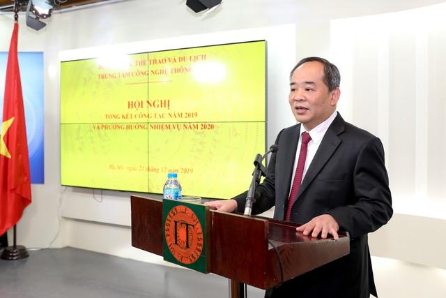 Thứ trưởng Lê Khánh Hải: Trung tâm Công nghệ thông tin đã có sự phát triển ổn định, bền vững - Ảnh 1.