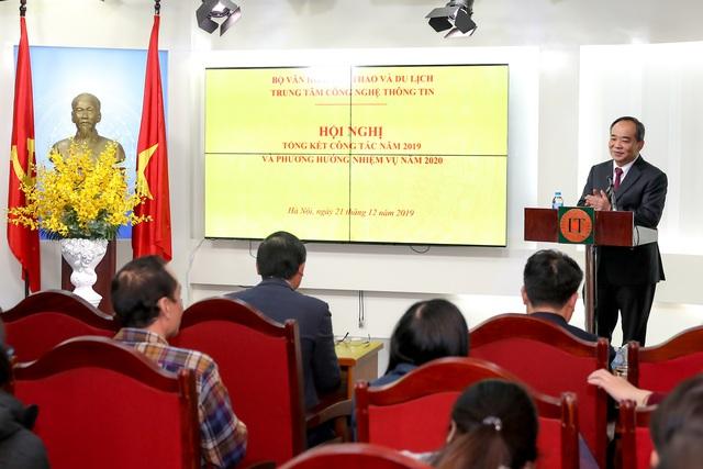 Thứ trưởng Lê Khánh Hải: Trung tâm Công nghệ thông tin đã có sự phát triển ổn định, bền vững - Ảnh 2.