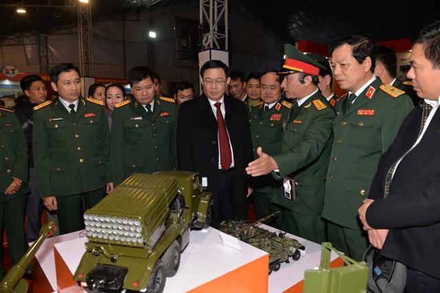 Phó Thủ tướng: Quân đội phải là đội quân tin cậy của Đảng, Nhà nước và Nhân dân  - Ảnh 1.