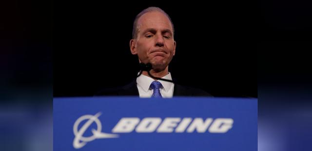 Choáng với số tiền khủng cựu CEO Boeing có thể nhận vì bị sa thải bất ngờ - Ảnh 1.