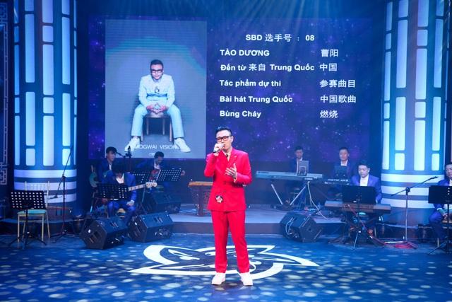 Hai thí sinh giành giải nhất cuộc thi Tiếng hát hữu nghị Việt-Trung năm 2019 - Ảnh 3.