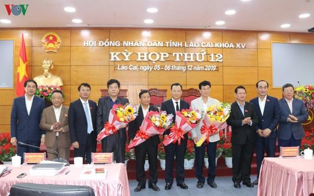 Nhân sự mới vừa được bầu, chuẩn y tại Bà Rịa-Vũng Tàu, Lào Cai và Kiên Giang - Ảnh 2.