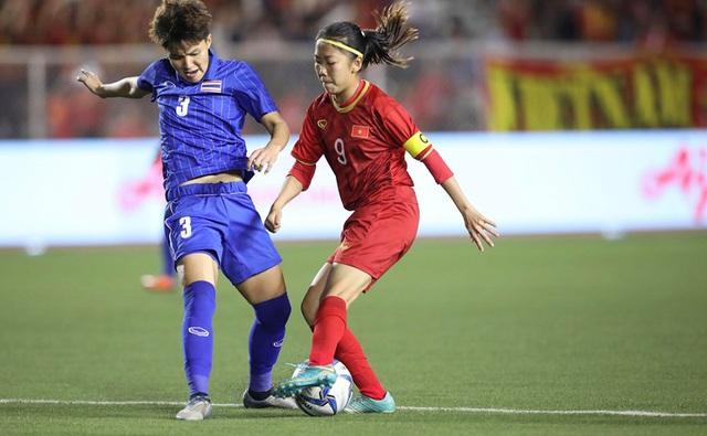 Thắng tối thiểu, ĐT nữ Việt Nam đăng quang ngôi hậu SEA Games 30 - Ảnh 4.