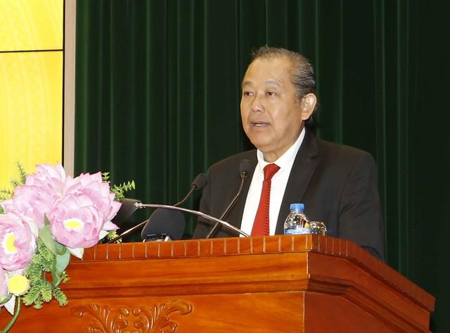 Phó Thủ tướng Trương Hòa Bình: Hoạt động của Kiểm toán Nhà nước thời gian qua đã tạo được niềm tin với Đảng, Quốc hội, Chính phủ và nhân dân - Ảnh 1.