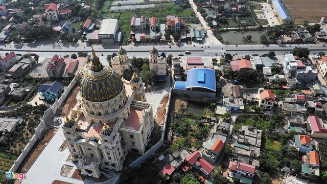 Lâu đài Thành Thắng của đại gia Gia Viễn, Ninh Bình - Ảnh 4.