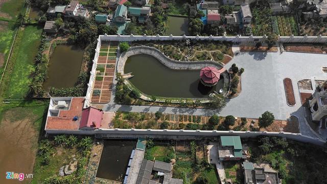 Lâu đài Thành Thắng của đại gia Gia Viễn, Ninh Bình - Ảnh 5.
