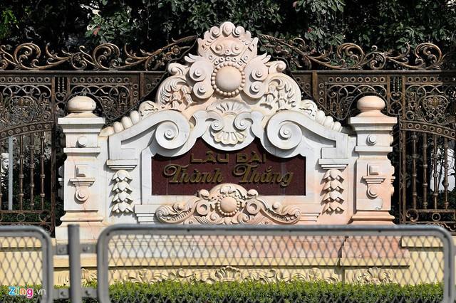 Lâu đài Thành Thắng của đại gia Gia Viễn, Ninh Bình - Ảnh 9.