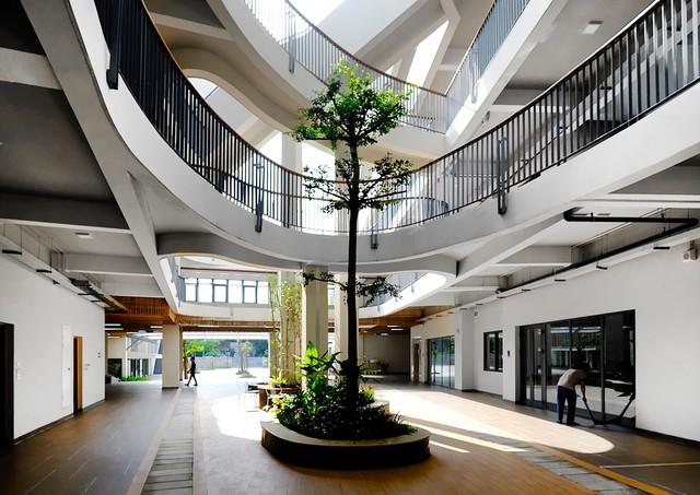 Trường Tiểu học tại Việt Nam xuất hiện trên trang kiến trúc nổi tiếng thế giới  - Ảnh 3.