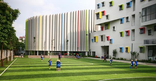 Trường Tiểu học tại Việt Nam xuất hiện trên trang kiến trúc nổi tiếng thế giới  - Ảnh 4.
