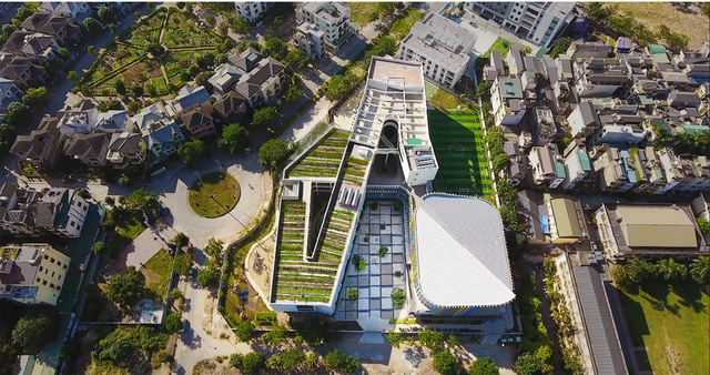 Trường Tiểu học tại Việt Nam xuất hiện trên trang kiến trúc nổi tiếng thế giới  - Ảnh 5.