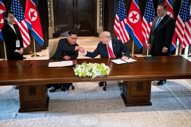 Hàn Quốc chờ đợi gì từ kết quả thượng đỉnh Mỹ-Triều lần hai? - Ảnh 1.