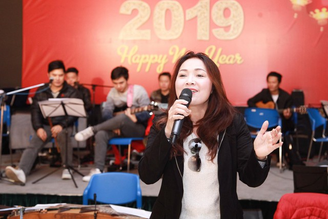 Các nghệ sĩ hăng say tập luyện để biểu diễn cho Hội nghị thượng đỉnh Mỹ - Triều - Ảnh 6.