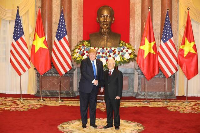 Việt Nam - Hoa Kỳ kí các thỏa thuận kinh tế trị giá hơn 21 tỷ USD - Ảnh 1.